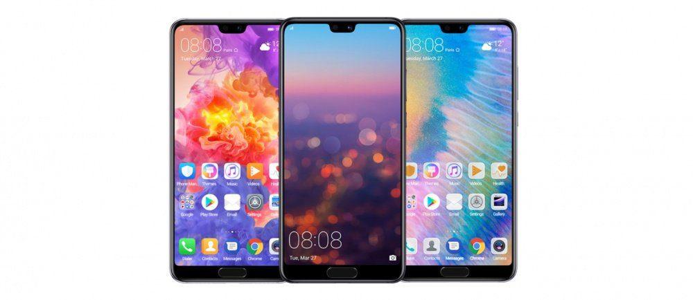 Смартфон, что «видит» в темноте: Huawei P20