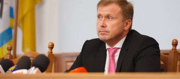 губернатор Прикарпаття Олег Гончарук
